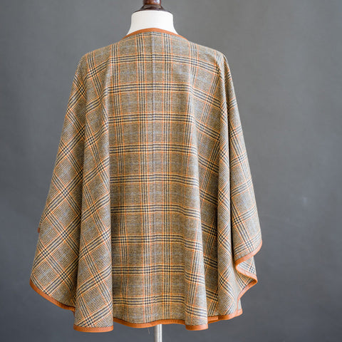 Aspen - brown glen plaid