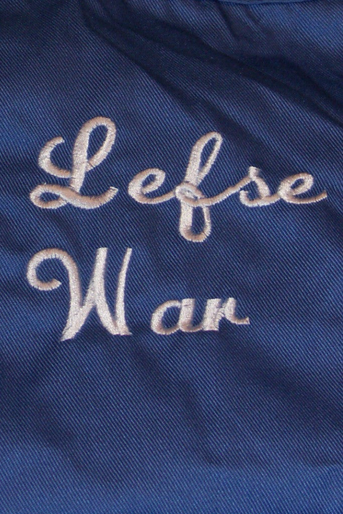 apron make lefse not war