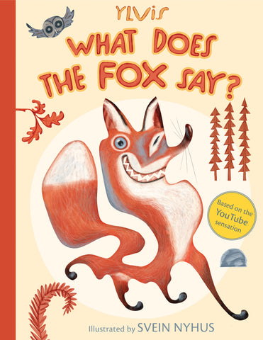 'what does the fox say?' book