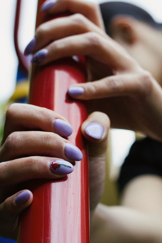 Get all your spring + summer nails inspo. We include acrylic coffin designs, gel ideas for long acrylic nails, pretty art designs, + more! #summer #summertime #summervibes #color #colorful #colour #colourful #nailart #nails #art #beautiful #beauty #spring #nailpolish #naildesigns #nailsofinstagram #acrylic #acrylicnails #coffinnails #design #designinspiration #longnails #summernails