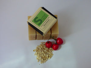 Natural Soap: Cherry Almond