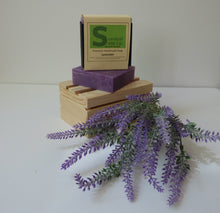 Load image into Gallery viewer, Natural Soap: Lavender