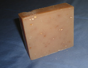 Natural Soap: Oatmeal Milk and Honey