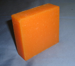 Natural Soap: Orange Patchouli