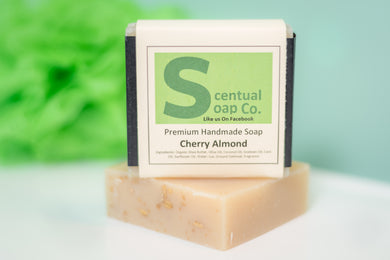 Oil Soap: Cherry Almond