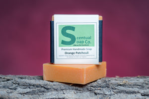Oil Soap: Orange Patchouli