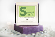 Load image into Gallery viewer, Natural Soap: Lilac