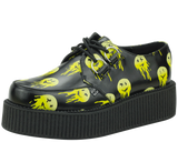 Melted Smiley Face Creepers