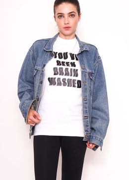 Brainwashed Tee
