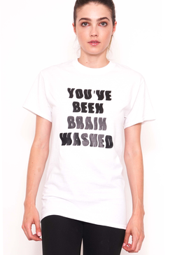 Brainwashed Tee View 2