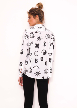 Chloe Norgaard/PG+CO Melissa Shirt View 2