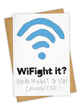 Wifight It? Card