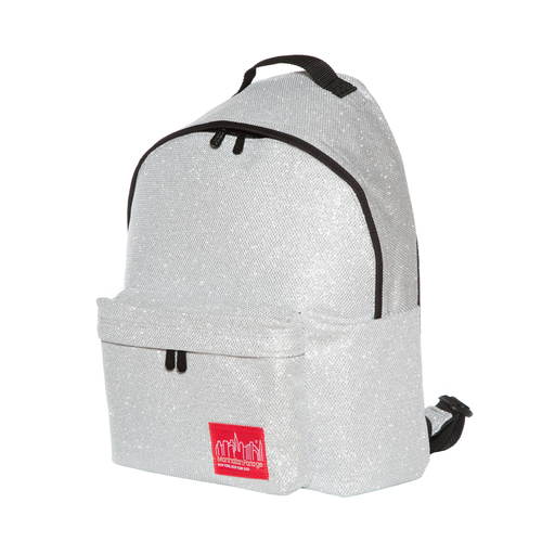 Midnight Big Apple Backpack in Gray