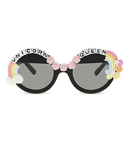 Unicorn Queen Sunglasses