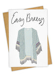 Easy Breezy Card