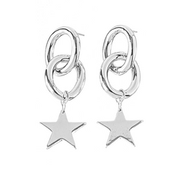 Dream Earrings in Silver