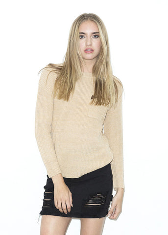Philbert Pocket Sweater