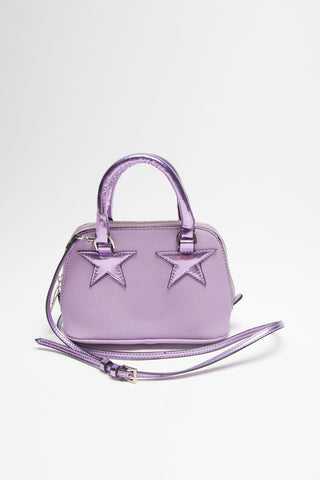 Shooting Star Minibag in Lilac