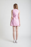 Angelique Dress in Pink