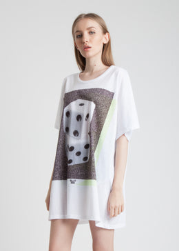 Dice Oversized Shirt View 2
