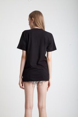 Nope Tee in Black View 2