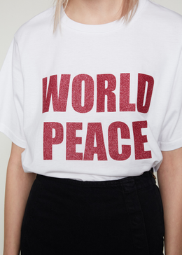 World Peace Oversized Tee View 2