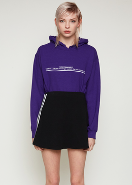 Logo Removed Sweatshirt