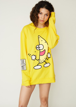 Dancing Banana Sweatshirt
