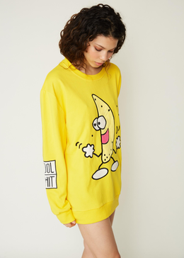 Dancing Banana Sweatshirt View 2