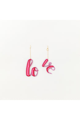 BIG LOVE EARRINGS View 2