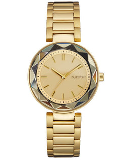 Madison Gem Watch in Gold