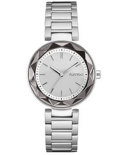 Madison Gem Watch in Silver