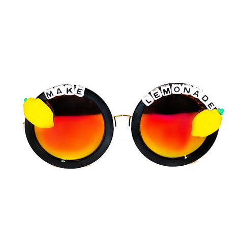 Make Lemonade Sunglasses