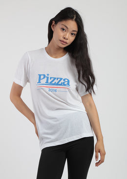 Vote for Pizza Tee