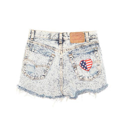 Superstarry Denim Shorts