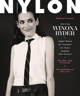 Winona Ryder, September 2016 Issue