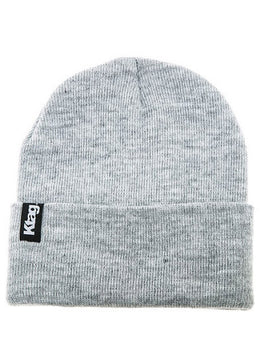 Heather Grey Everyday Beanie