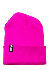 Hot Pink Everyday Beanie