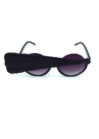 Birds of Prey Prey Sunglasses in Black