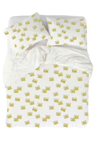Queen Attack Bedding Set