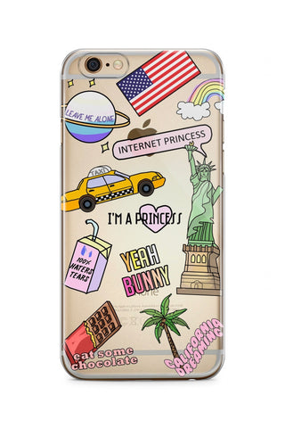 iPhone case American Dream