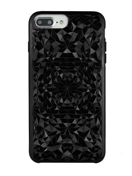 Gloss Black Kaleidoscope Case