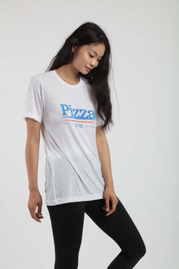 Vote for Pizza Tee View 2