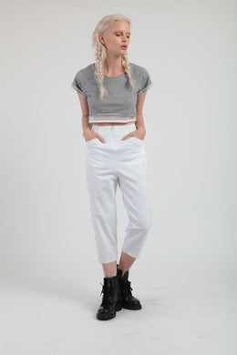 White Chariot Pants