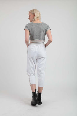 White Chariot Pants View 2
