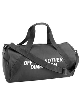 Off To Another Dimension Duffle Bag-- PREORDER