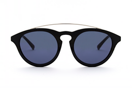 Amos Sunglasses in Black