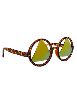 See No Evil Sunglasses in Tortise View 2