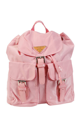 Pink Sports Girl Mini Backpack