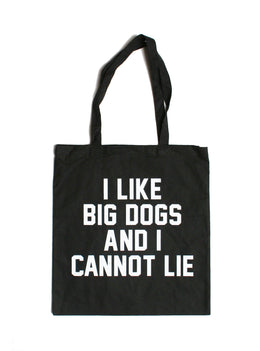 BIG DOGS TOTE BAG